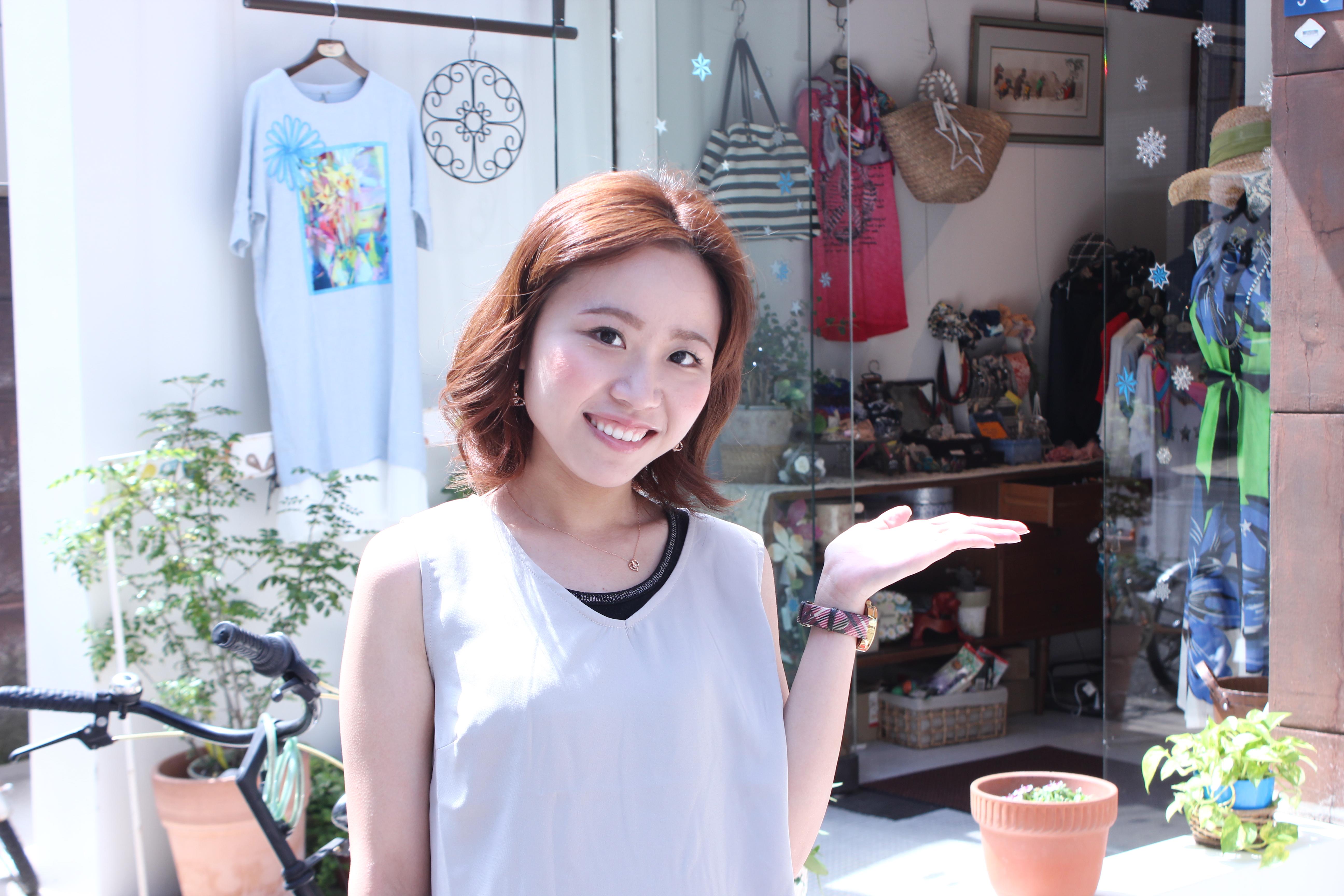 小顔効果抜群のスキッパーシャツ♡のアイキャッチ画像