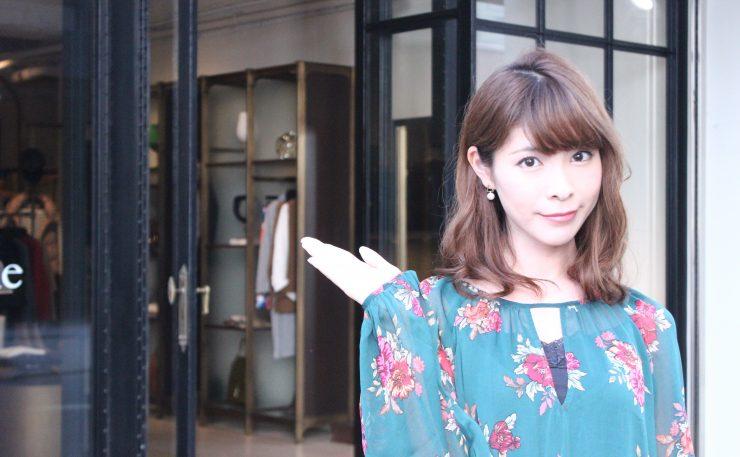 シースルー刺繍に注目‼!!!のアイキャッチ画像